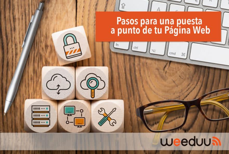 pagina web weeduu