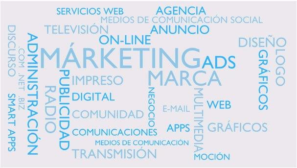 marketing online, diseño web, posicionamiento SEO en Córdoba
